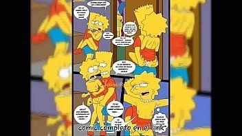 Lisa simpsons porn bart Incest: Marge